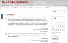 2.0 Adoption Council Member Testimonials