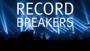 EMC Breaks Records