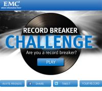 EMCCorp Facebook Challenge